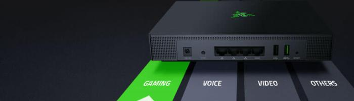 Razer Sila – cel mai rapid router de gaming pentru PC-uri, console si dispozitive mobile