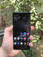Review Sony Xperia XZ3 – se putea mult mai bine