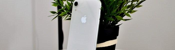 Apple iPhone Xr review: nu chiar ieftin pentru ceea ce ofera