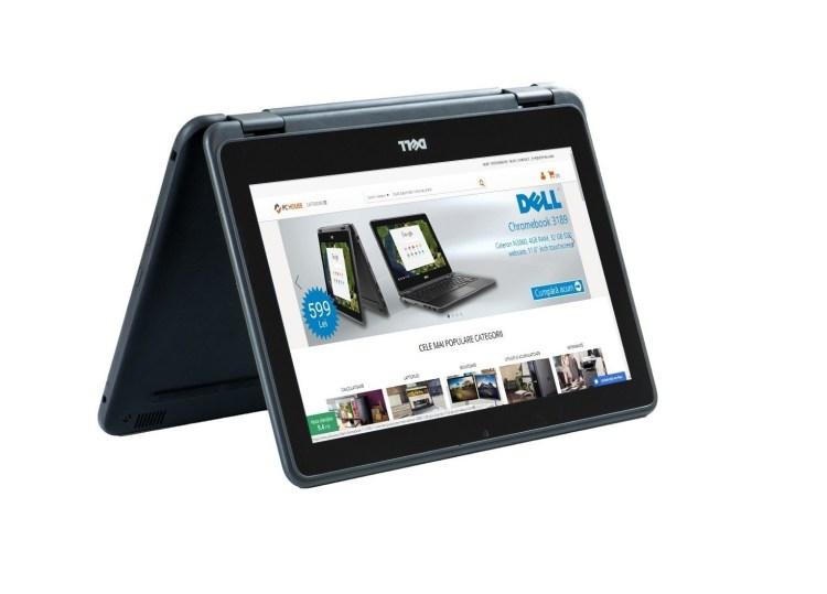 DELL Chromebook 11 3189: alternativa ieftina pentru utilizatorii medii