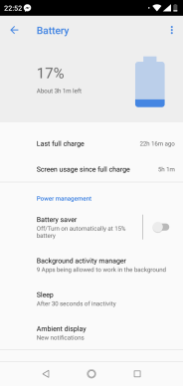 Nokia 5.1 Plus battery (1)