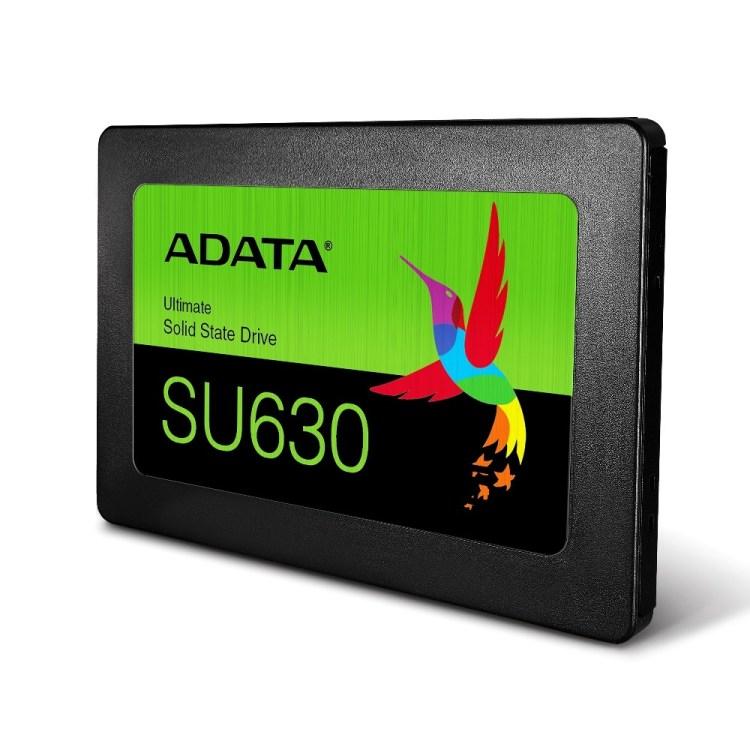 ADATA lanseaza SSD-ul Ultimate SU630