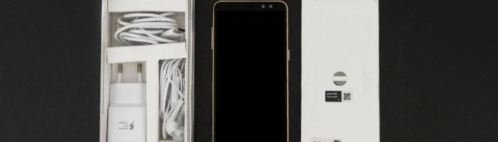 Testam Samsung A8 (2018): intrebari?