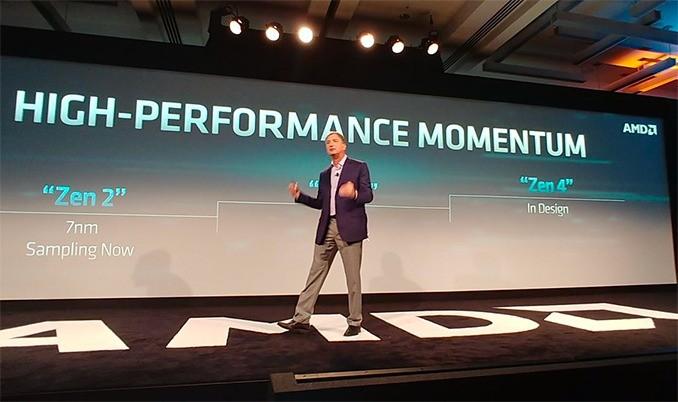 AMD Zen 4 este deja in dezvoltare