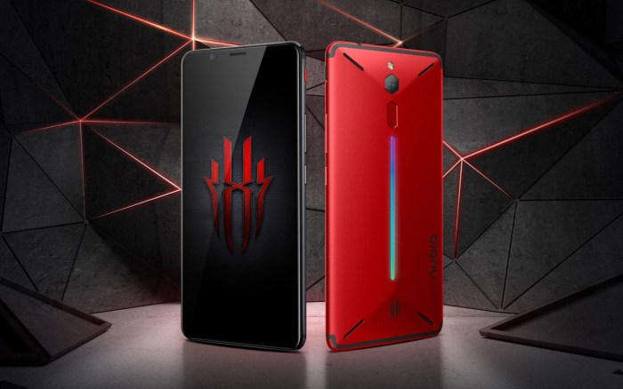 Nubia Red Magic Mars - telefon de gaming cu 10GB RAM