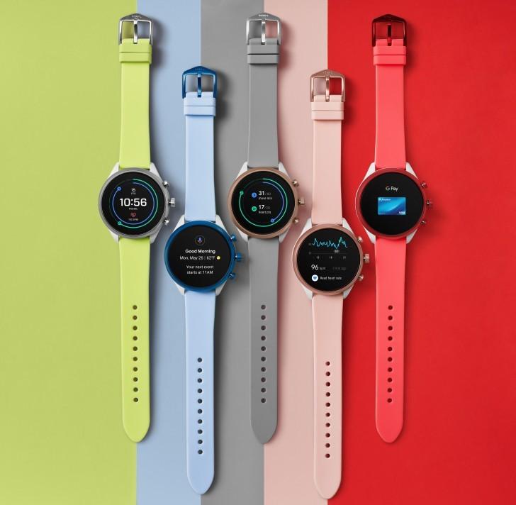 Fossil Sport: smartwatch cu Android Wear OS și procesor Snapdragon 3100