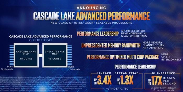 Intel Xeon cu 48 de nuclee sau cum sa faci un procesor nou lipind doua procesoare vechi