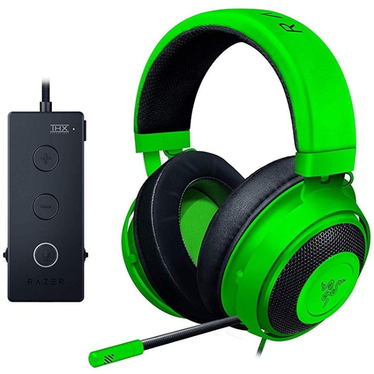 Review casti de gaming Razer Kraken Tournament Edition
