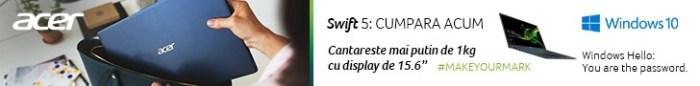 Acer Swift 5 laptop ultraportabil ieftin