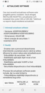 Software update2