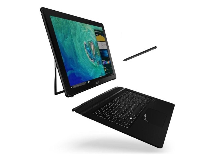 Acer Switch 7 Black Edition -  tableta foarte performanta care se transforma in laptop