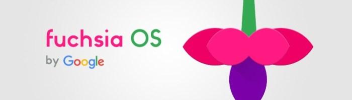 Fuchsia OS va rula aplicatii Android