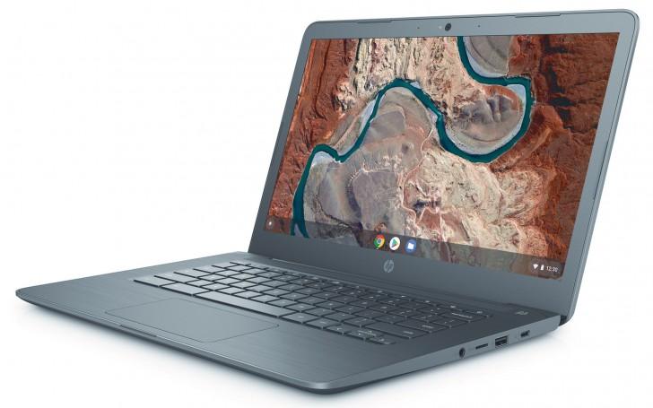 HP a lansat un Chromebook cu procesor AMD