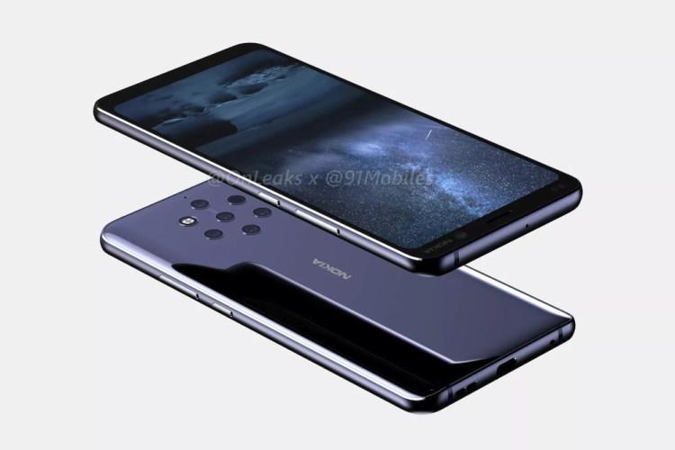 Nokia 9 va fi tot un smartphone high end intarziat...