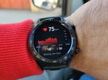 Huawei Watch GT HR