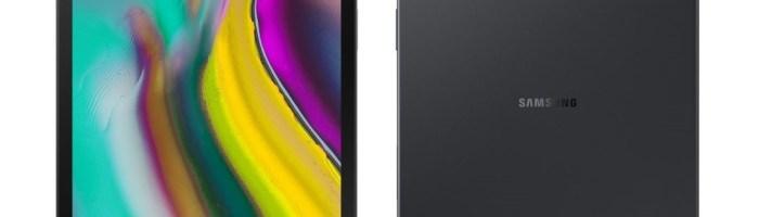 Samsung Galaxy Tab S5E - tableta pentru divertisment