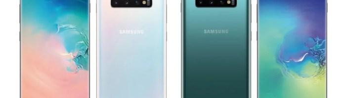 Samsung a lansat oficial Galaxy S10, S10 Plus si S10E