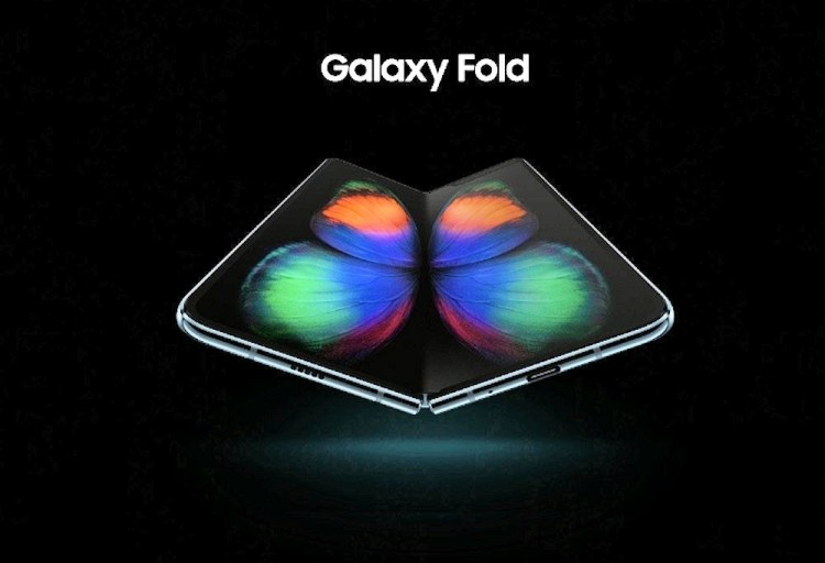 Samsung Galaxy Fold are si el probleme la display