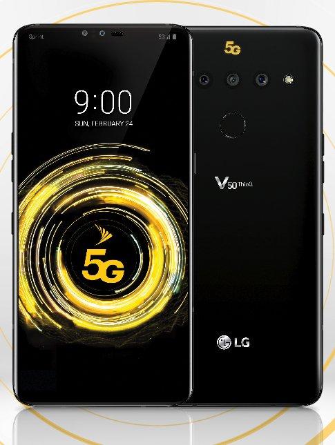 LG V50 va fi telefonul cu 5G al celor de la LG