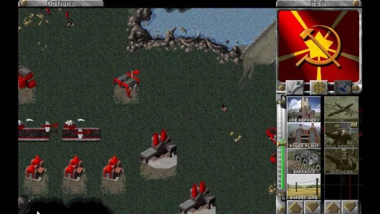 Electronic Arts va readuce la viata Command and Conquer si Red Alert