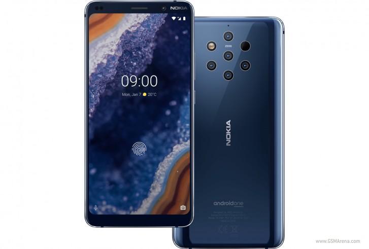 Nokia 9 PureView a fost lansat si chiar are 5 camere foto