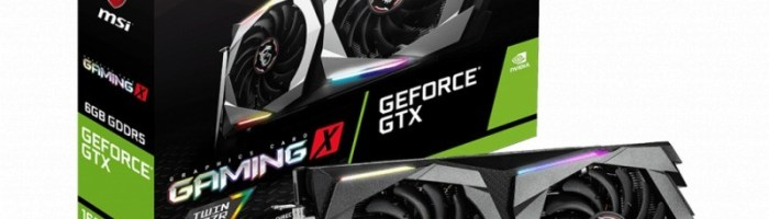 Nvidia a lansat placa video GTX 1660