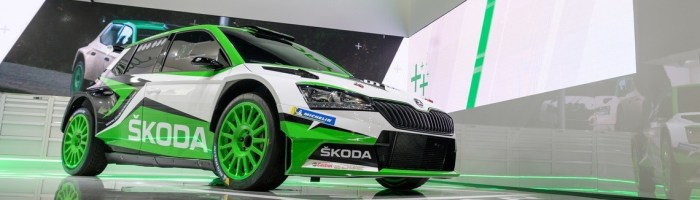 Skoda la Salonul Auto Geneva 2019