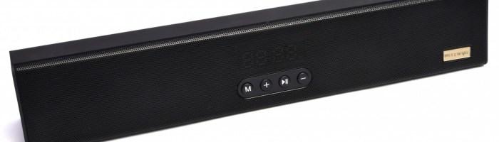 Review mini soundbar Blitzwolf BW-SDB0