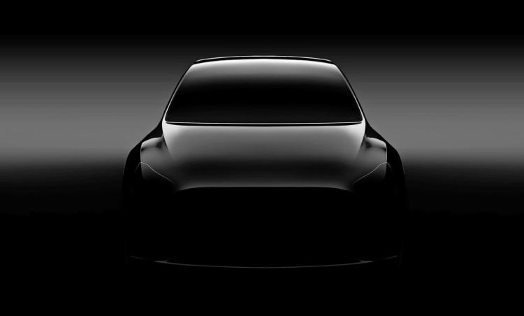 Tesla Model Y, un crossover ce va fi lansat pe 14 martie