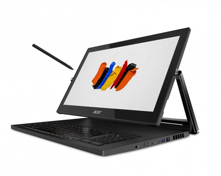 Acer ConceptD - accesorii si calculatoare pentru creatorii de continut