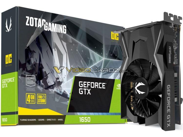 NVIDIA GeForce GTX 1650 se lansează săptămâna viitoare la un preț de doar 150 dolari