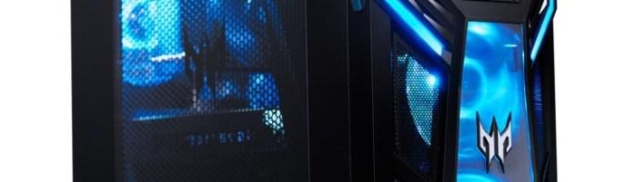Acer a lansat desktop-ul Predator Orion 5000, periferice noi si un monitor de 43 inch