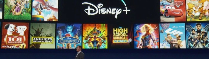 Un nou serviciul de streaming: Disney +