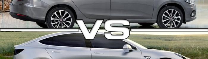 Fiat Chrysler va introduce in portofoliul lor masinile Tesla