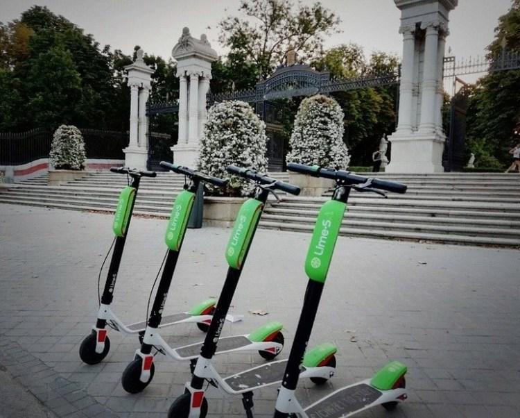 Lime, serviciul de inchiriat trotinete electrice, a ajuns in Bucuresti