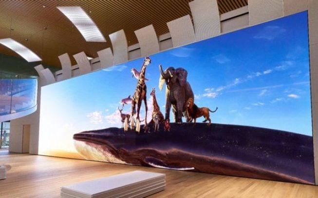 Sony a prezentat un televizor 16K - abia in 10 ani productia va ajunge la un cost acceptabil