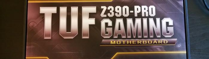 ASUS TUF Z390-PRO GAMING - o placa de baza pentru gameri