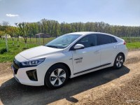Hyundai Ioniq Electric review: o masina electrica cu potential