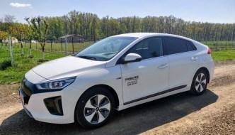 Hyundai Ioniq Electric review: o masina electrica cu potential