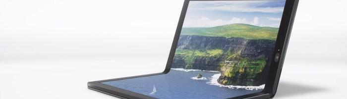 Lenovo ThinkPad X1 - un laptop cu ecran pliabil