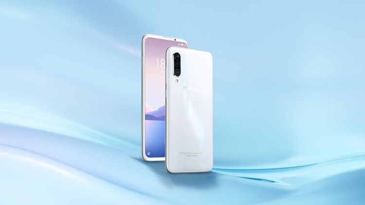 Meizu 16Xs - un smartphone de 220 de euro cu dotari premium