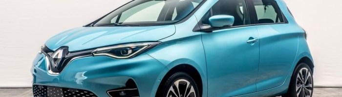 Renault Zoe 2019 - autonomie mai mare, interior nou si mici modificari la exterior