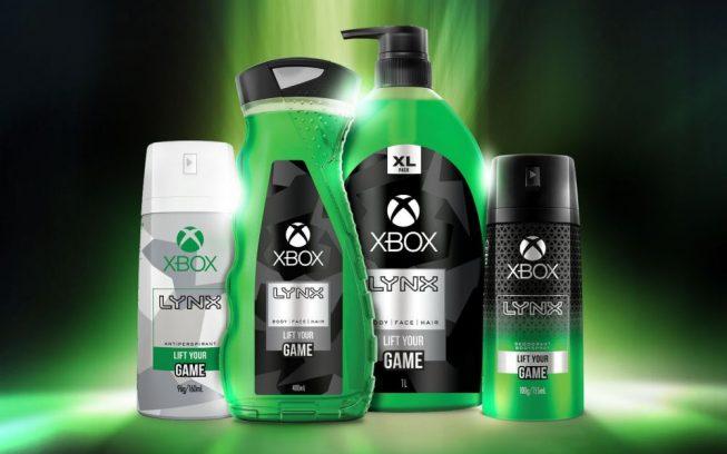 Este pe bune: Microsoft a lansat deodorante, geluri de dus, sapunuri lichide si altele sub brandul Xbox