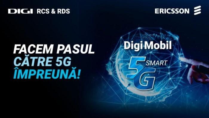 Digi lanseaza 5G in Romania saptamana aceasta