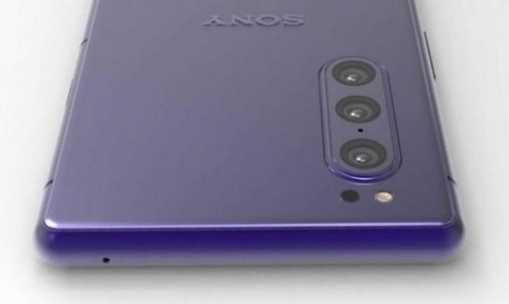 Sony Xperia 1S - solutia triple camera a japonezilor