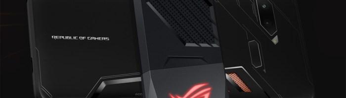 Asus ROG Phone II a fost prezentat oficial