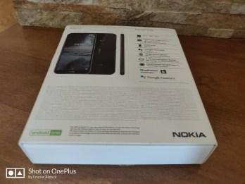 Nokia 4.2 box down