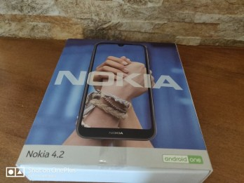 Nokia 4.2 box up