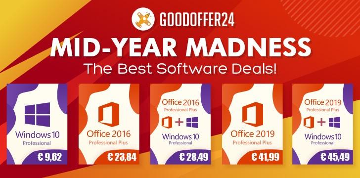 Preturi bune pentru antivirusi, Windows si Office