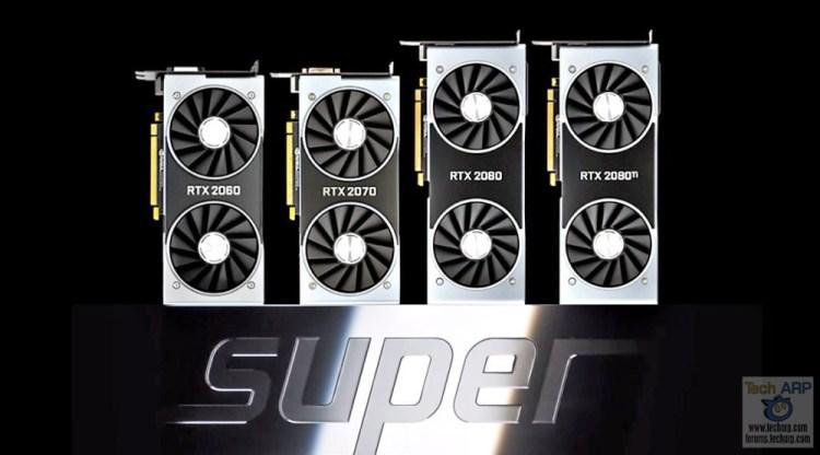 Nvidia a lansat noile placi video SUPER